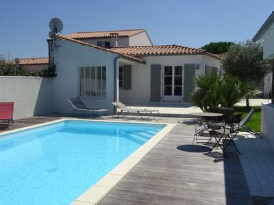 Photo for House with garden and private heated pool