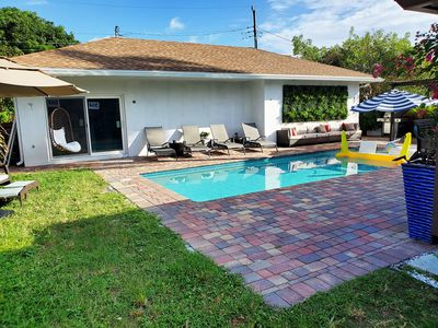 Photo for New Condo with Heated Pool Laundry & More