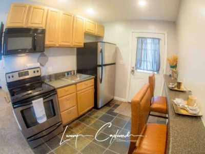 Getaway Suite- Near QU, Yale and New Haven
