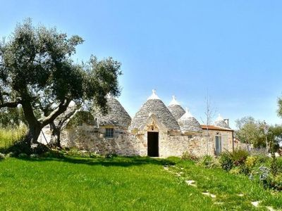 Photo for Trullo, Castellana Grotte  in Apulien - 4 persons, 2 bedrooms