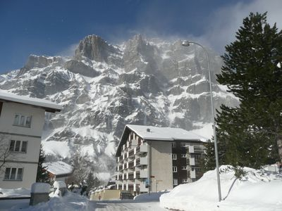 Photo for 2BR Apartment Vacation Rental in Leukerbad, VS