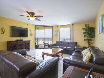 Photo for Gulf Front | Great View | Liquid Life Rentals