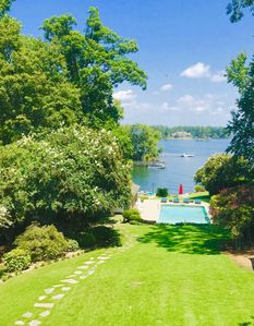 Photo for New! The Perfect Location! Cove, pool, dock, cove & view of the dam! Lexington