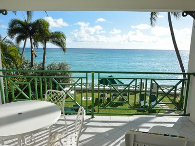 Photo for Relax on beautiful Worthing Beach, Barbados