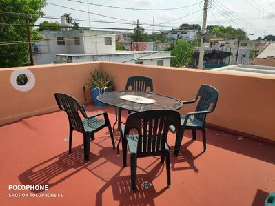Pretty rustic cottage in Santiago with terraces and pool: close to  attractions - Centro