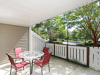 Photo for 5673H: 3BR, 2.5BA Sea Colony West townhome | Private beach, pools, tennis ...