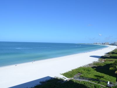Photo for Seawinds 802 Beach Front Condo!