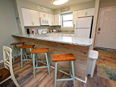 Photo for BRAND NEW TO THE MARKET! Enjoy great Spring savings at this beautiful boat friendly unit!