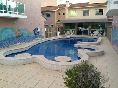 Photo for House in gated community at 30 meters from the sea (Playa de Palmas).
