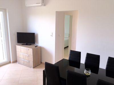 Photo for Apartment with balcony and parking space