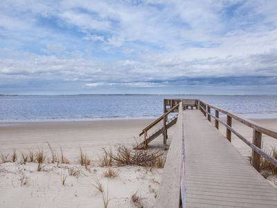 Photo for Beach Front Condos, pools, sleeps 2