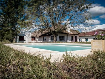 Photo for 3 bedroom and bathroom private farmhouse near main Canelones wineries