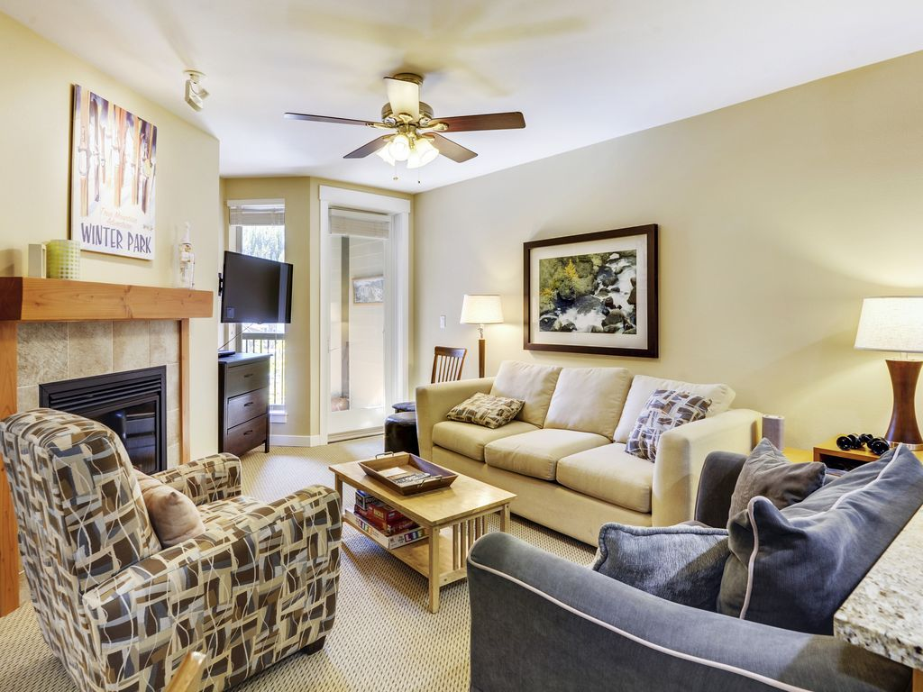Base Village Ski In/Out Luxury Condo... - HomeAway Winter Park