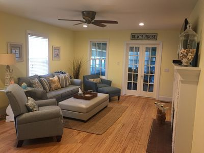 Photo for Beautiful South Haven Lake House; Newly Renovated and Decorated; Family-oriented