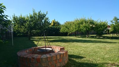 Photo for Holiday house with garden and barbecue