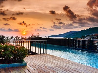 Photo for 1BR Apartment Vacation Rental in Patong Beach