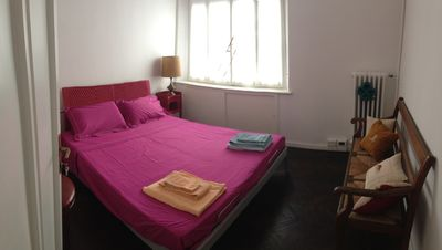 Photo for In the historic center of Udine double room with use of bathroom and kitchen