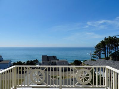 Photo for Gorgeous Oceanview Beach House @Olivia Beach View fr. 3 Floors! Pool, Pvt HotTub