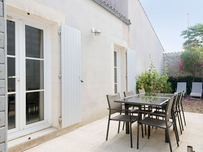 Photo for VAUBAN Duplex type 2 charming with terrace ideally located