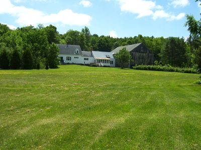 Photo for Farm at Worthley Pond - 14 Rms, Remodeled 1840 Farm