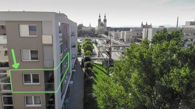 Photo for Cosy luxurious 2 bedroom apartment in Trnava City Centre, best location in town!