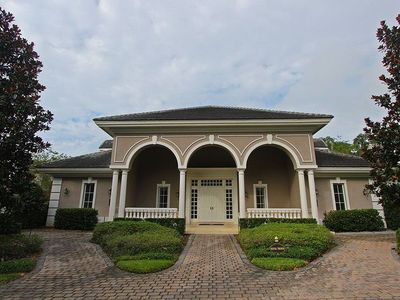 Photo for Beautiful Two Bedroom Attached Home Located on the 16th Hole of Golden Ocala Golf Club