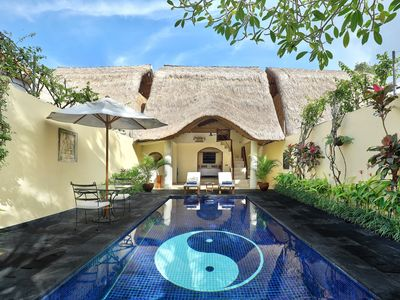 Photo for 1 BR Private Pool Villa Central Seminyak