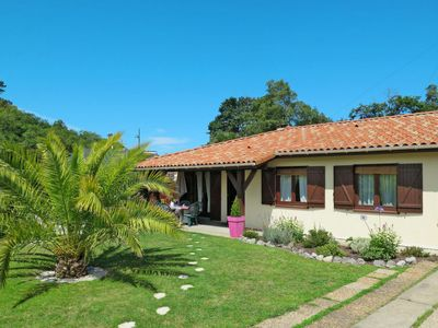 Photo for 3 bedroom Villa, sleeps 6 in Labenne with WiFi