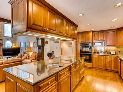 Photo for Large, Private Home on Vail Mountain with Hot Tub. Walk to Vail Village | 324W Beaver Dam Rd