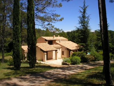 Photo for Large Provencal Villa in Secluded Setting with Pool - Discounted price 5th Aug