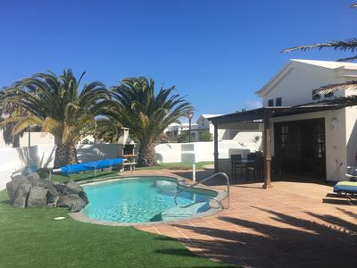 Photo for Villa With Private Heated Pool 2 Minute Walk To Local Amenities and Coastal Path