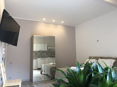 Photo for Deluxe Room With Kitchen and Balcony Sea View