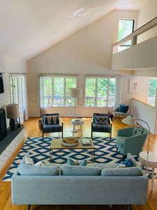 Photo for New to Market! Sunny East Hampton Hideaway/Private Pool/Beach Access