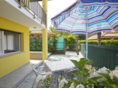 Photo for 3-room apartment with approx. 700 m² garden with nice pool