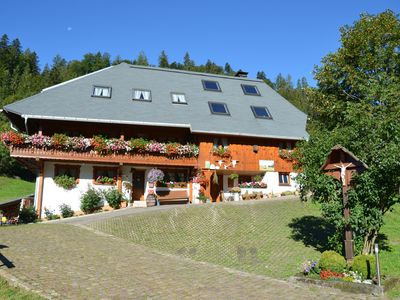 Photo for Freiburg, Southern Black Forest, Schauinsland Hofsgrund, farm houses,