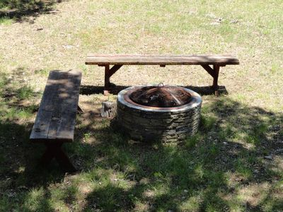 Fire Pit for your Enjoyment.
