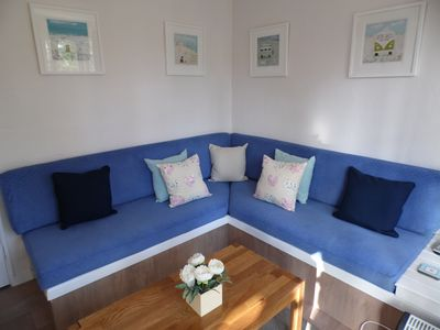 Photo for Smashing Seaside Bungalow, Heated Indoor Pool, Bar, & Facilities near St Ives