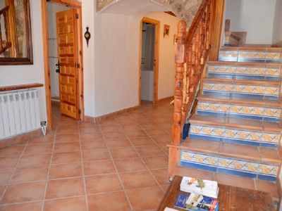 Photo for Estrella Mudéjar Rural Cottage for 12 people