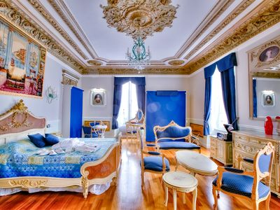 Photo for Unique in Nice! Luxurious apartment, Place Massena, 5 minutes from the beach,