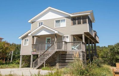 Photo for C7137 Ewelltide. Oceanside Home, Ocean Sands Sec Q, Ocean View, Pets Allowed!