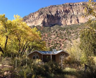Jemez Historic Site, Jemez Springs, NM, USA