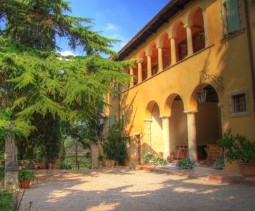 Photo for Enchanting Historic Villa with Swimming Pool, Wifi, a/c, parking