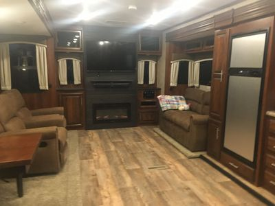 Photo for Take the family camping in this like new Jayco Travel Trailer