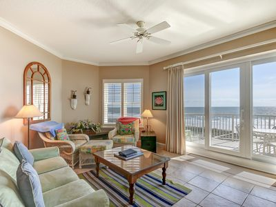 Photo for Beautiful Beachfront Property adjacent to the Ritz Carlton.