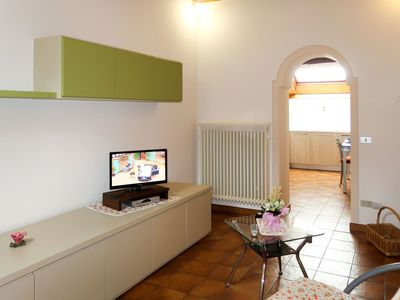 Photo for Nice apartment for 3 guests with WIFI, TV and pets allowed