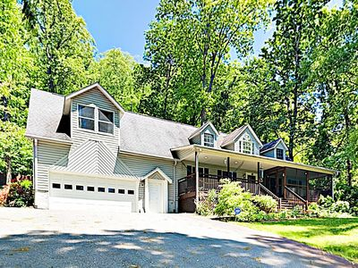Photo for New Listing! Appalachian Escape w/ Fire Pit & Forest Views, Near Downtown
