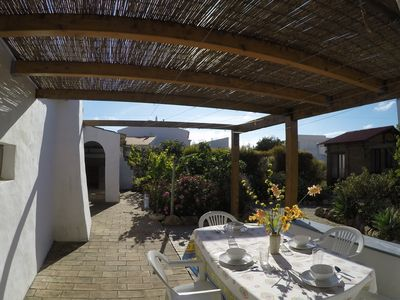 Photo for Aloha House -17331 / AL- 5 mn to beach with garden barbecue parking and fireplac