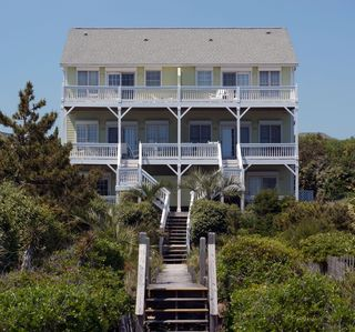 Photo for Oceanfront Duplex, Updated, Views Galore, Community Pool