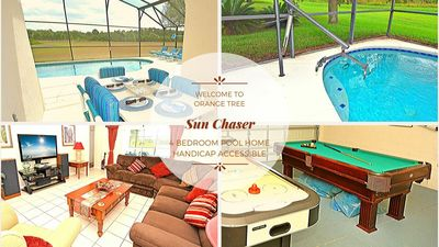 Sun Chaser Villa Welcomes You!