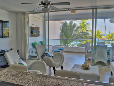 Photo for Homelike Oceanfront Condo w/ FREE WIFI & PARKING